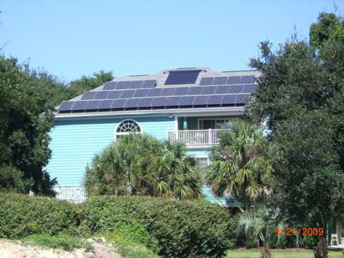 Roof Top Solar Modules